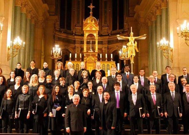 Messe solennelle de Vierne � Paris 12�me