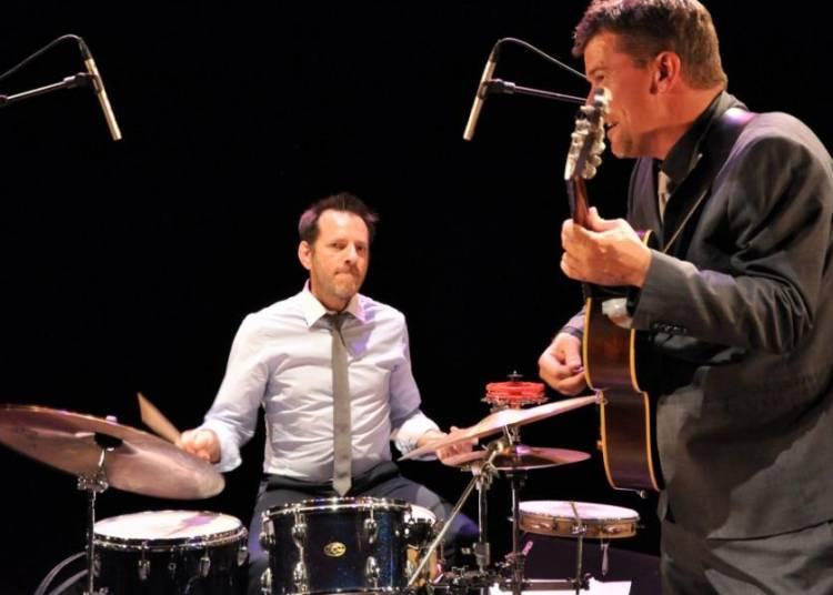 Dave Blenkhorn trio � Bordeaux