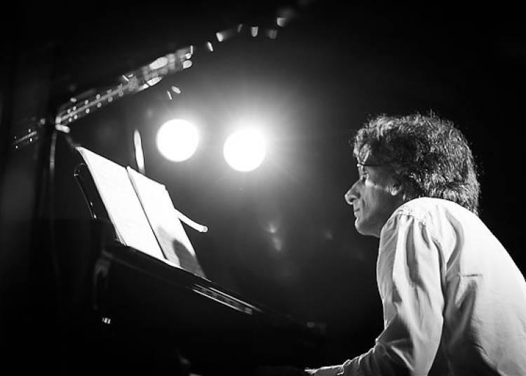 Gilles Machelart Trio � Bordeaux