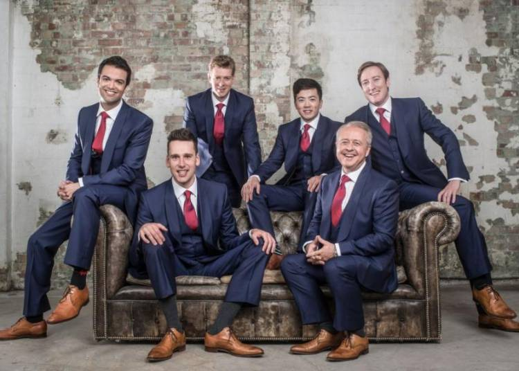The King's Singers � Versailles