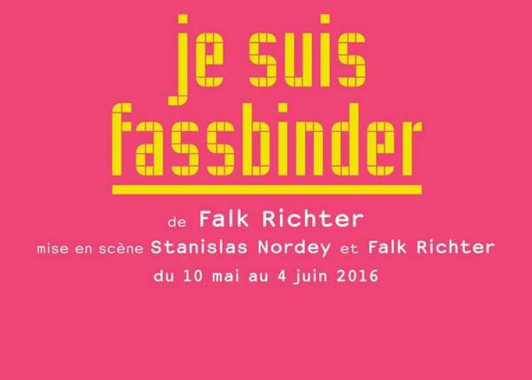 Je suis Fassbinder � Paris 20�me