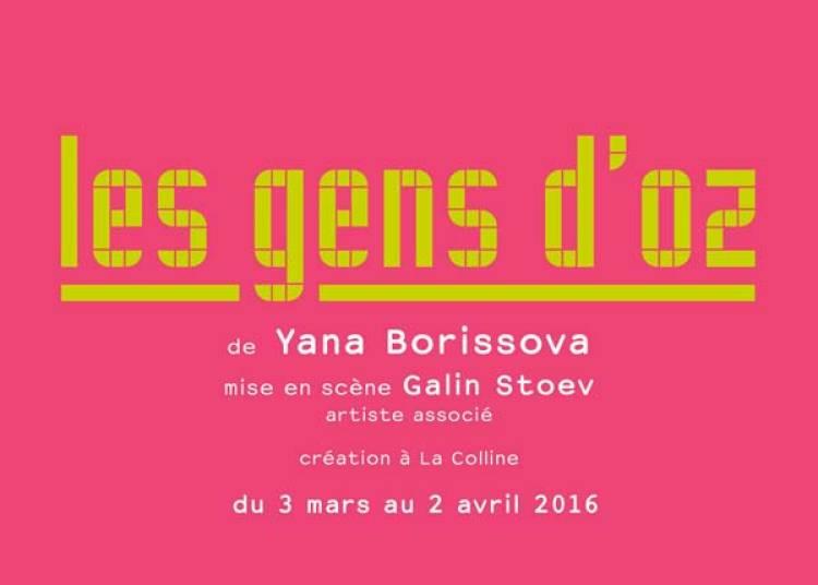 Les Gens D'oz � Paris 20�me