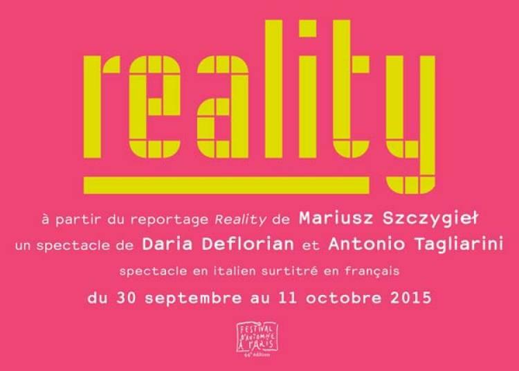 Reality � Paris 20�me