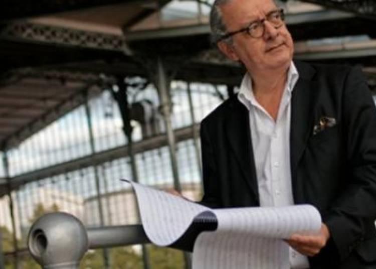 Riccardo Del Fra � Paris 1er