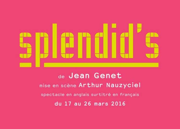Splendid's � Paris 20�me