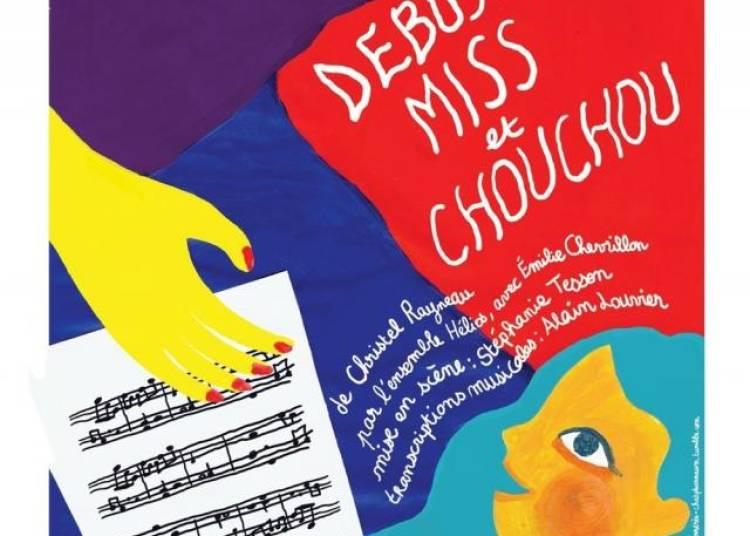 Debussy, Miss et Chouchou � Paris 16�me