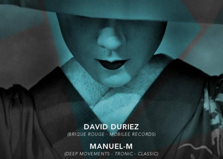 Deep Movements : Past, Present & Future avec David Duriez � Paris 12�me