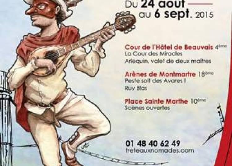 Festival Tr�teaux Nomades 2015
