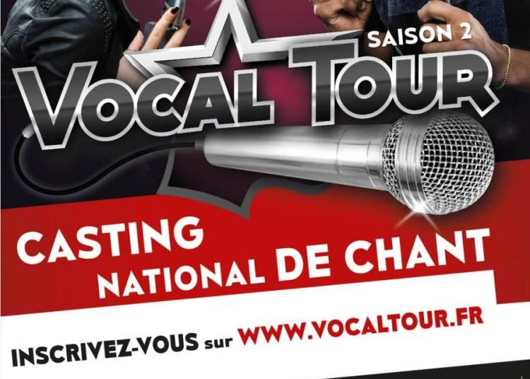 VOCAL TOUR Spectacle de chant et Casting National 2015