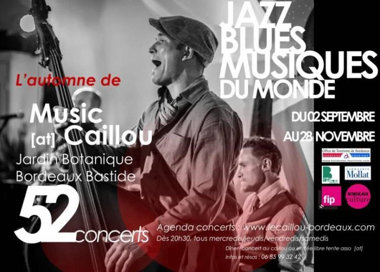 L'Automne de Music At Caillou � Bordeaux