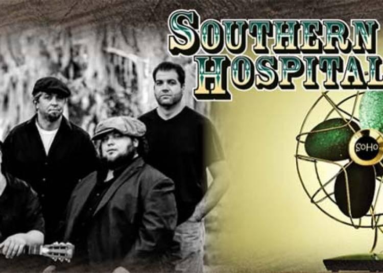 Southern Hospitality et Dr Will � Tournon d'Agenais