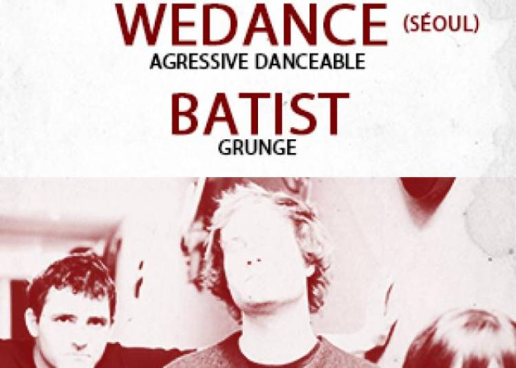 Batist, Wedance et Salsa Cinderella � Paris 11�me