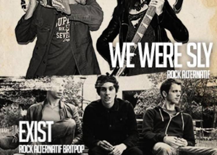Mac, Exist et We Were Sly � Paris 11�me