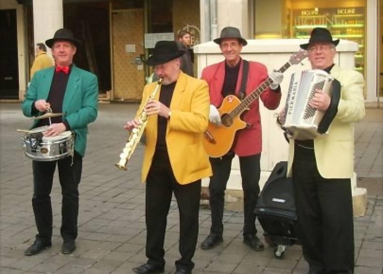 D�ambul'Jazz Band Swing � Reims