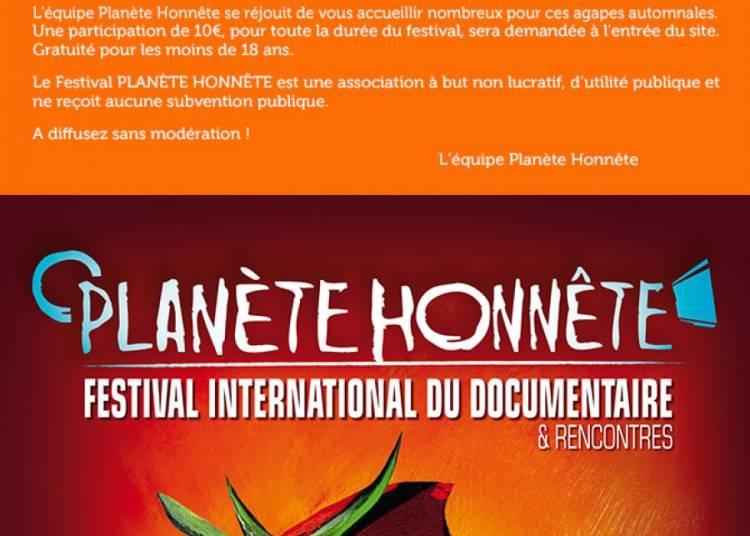 Festival PLANETE HONNETE 2015