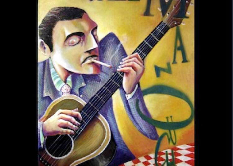 Le retour du Jazz Manouche � Reims