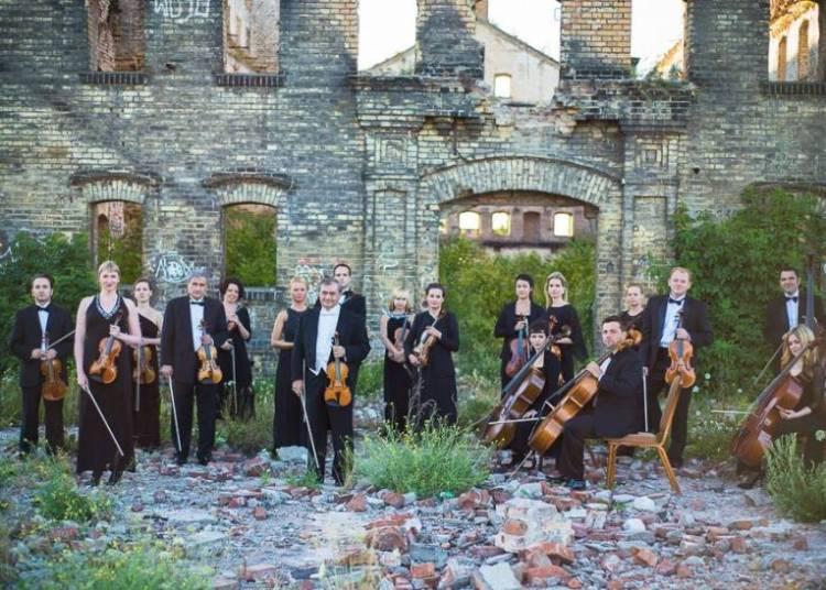 Ashot Tigranyan et le Classical Concert Chamber Orchestra � Nancy
