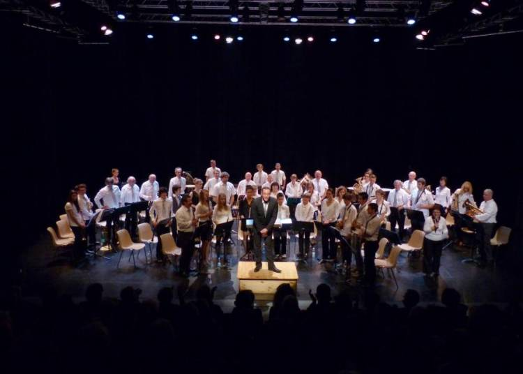 Concert de la Sainte-C�cile � Biscarrosse