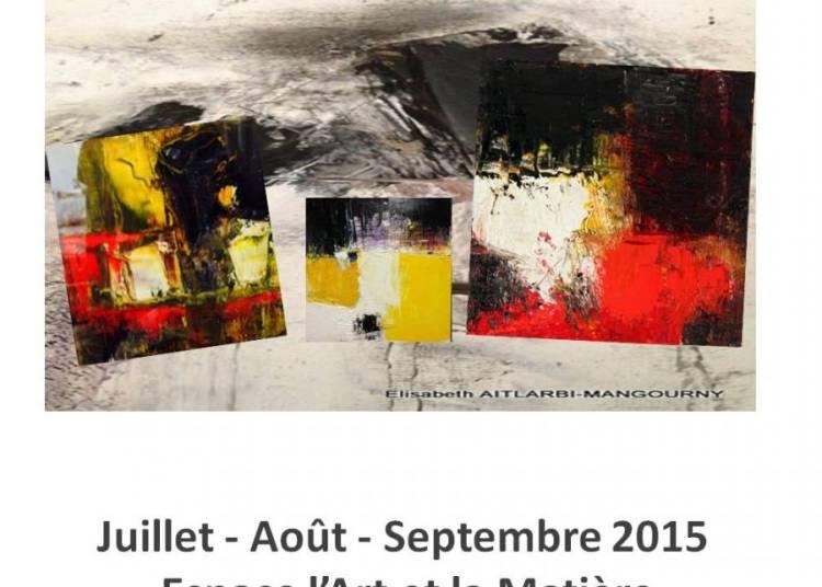 Exposition peinture, Elisabeth A�t Larbi � Castres