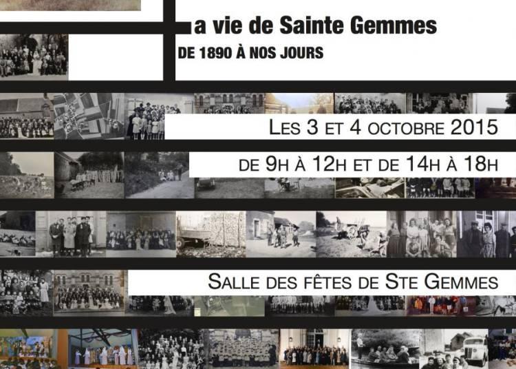 Histoire de Sainte Gemmes de 1890 � nos jours