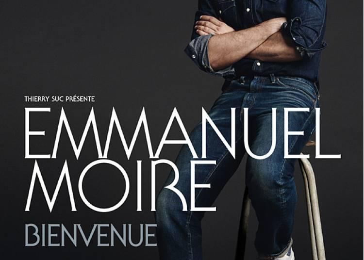 Emmanuel Moire  Bienvenue � Grenoble