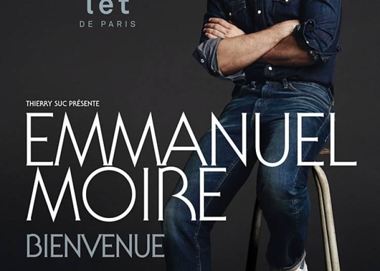 Emmanuel Moire  Bienvenue � Paris 1er