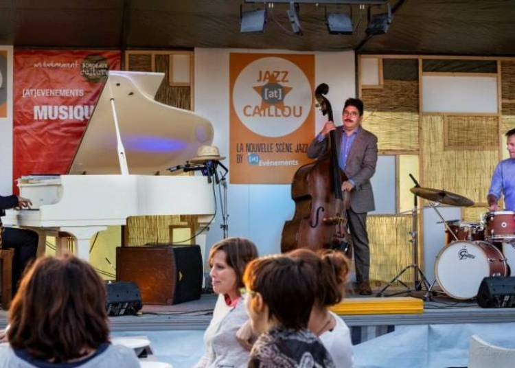 C�dric Jeanneaud Trio � Bordeaux