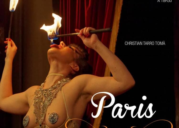 Exposition, Paris Burlesque, par Christian Tarro Tom� � Paris 12�me