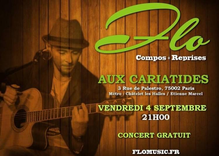 Flo aux Cariatides � Paris 2�me