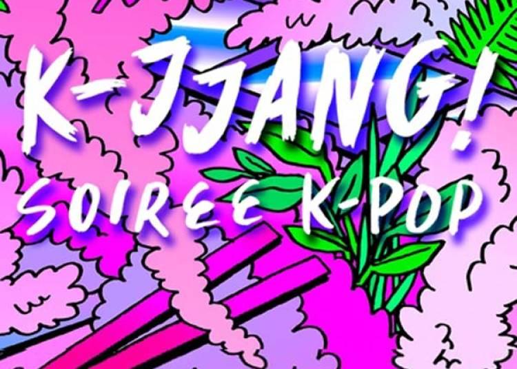 K-jjang! Soir�e K-pop � Lille