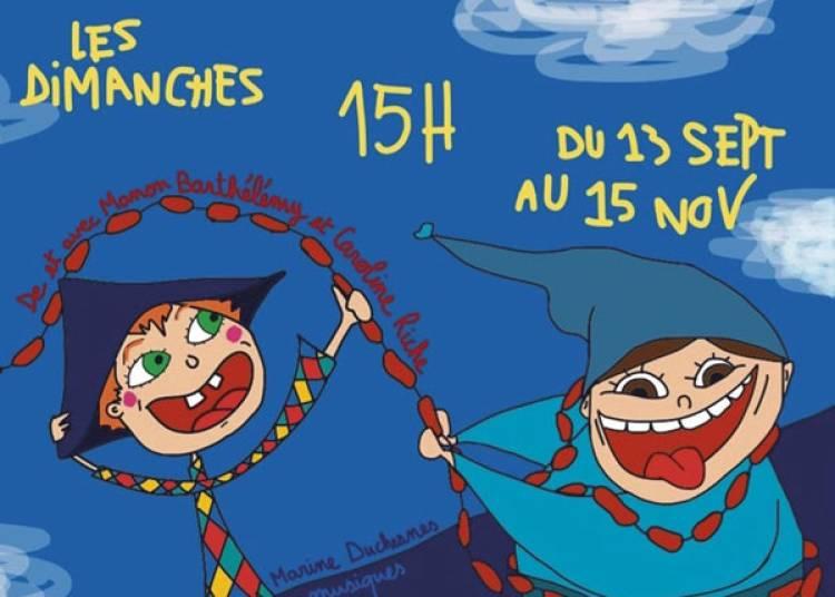 Les Aventures D'arlequin � Paris 18�me