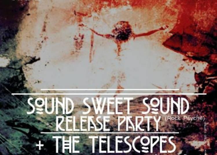 The Telescopes et Sound Sweet Sound � Paris 13�me
