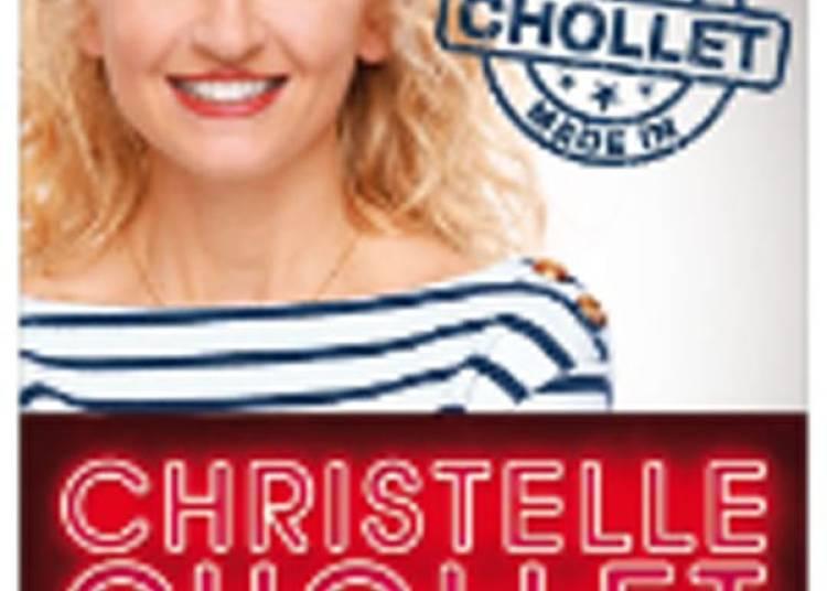 Christelle Chollet Dans Comic-hall � Paris 11�me