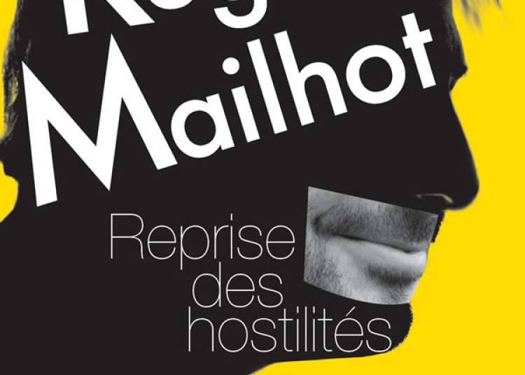 Regis Mailhot dans Reprise Des Hostilit�s � Paris 5�me