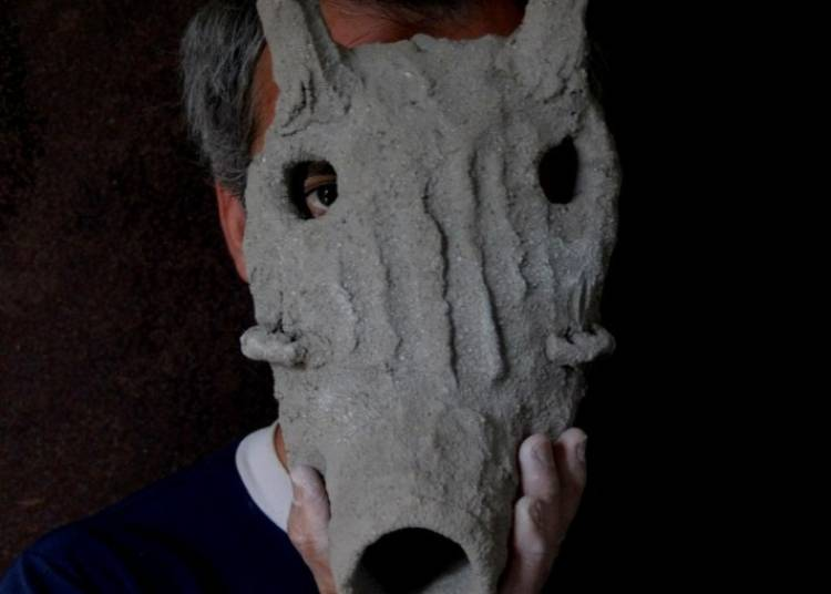 Laurent Dufour   Masque � Roubaix