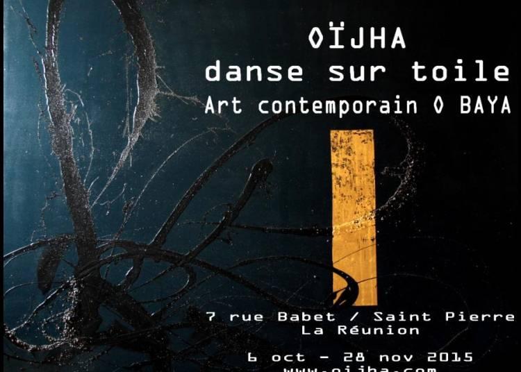 O�JHA - Danse sur toile � Saint Pierre