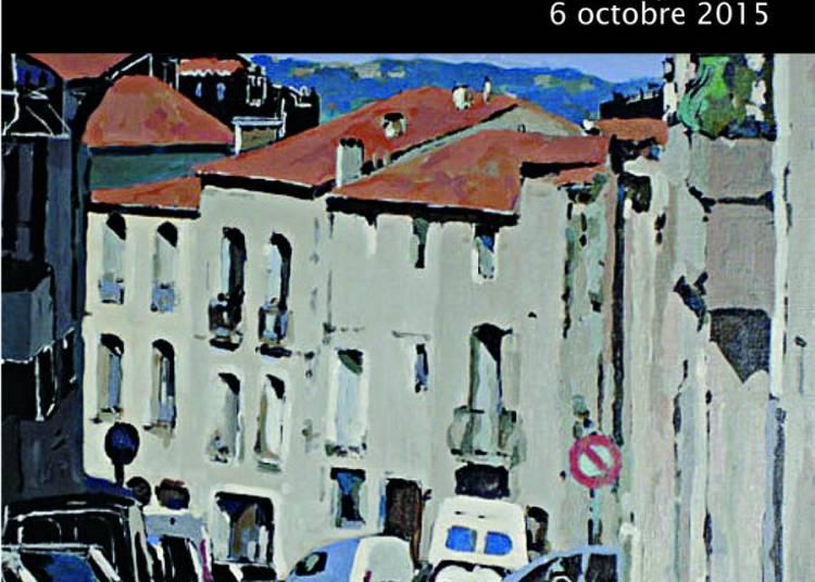 Exposition Louis Pignataro � Boissezon