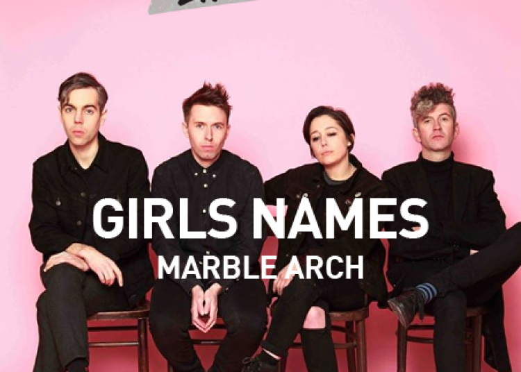 La Machine Live, Girls Names � Paris 18�me