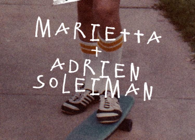 La Machine Live : Marietta & Adrien Soleiman � Paris 18�me