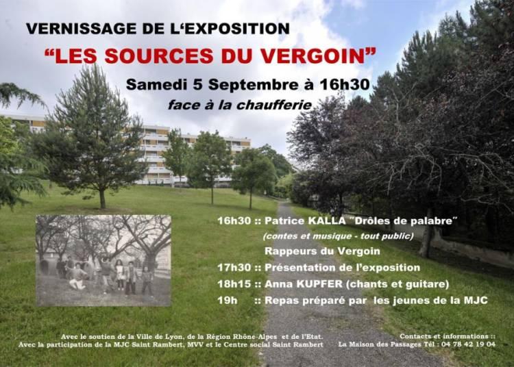 Les sources du Vergoin � Lyon