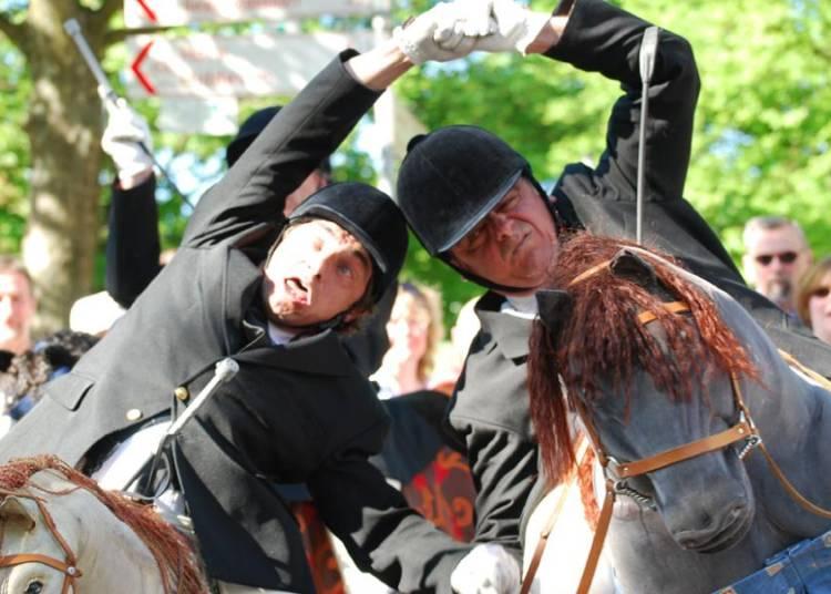The Horsemen � Charleville Mezieres
