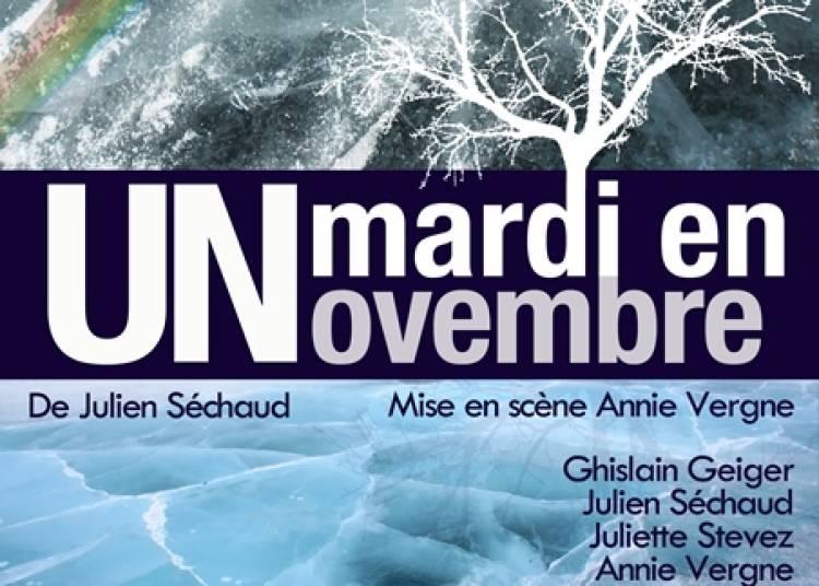 Un mardi en novembre � Paris 14�me