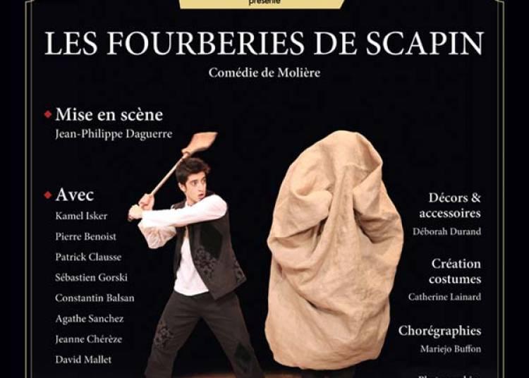 Les Fourberies De Scapin � Paris 8�me