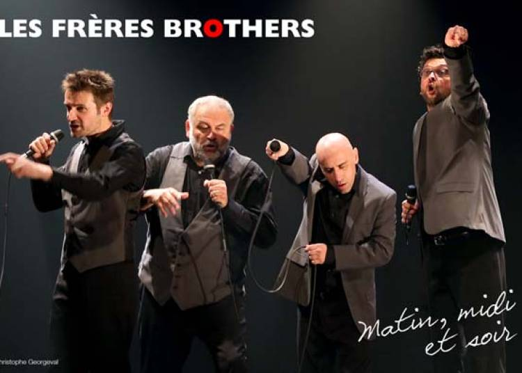 Les Fr�res Brothers � Haute Goulaine
