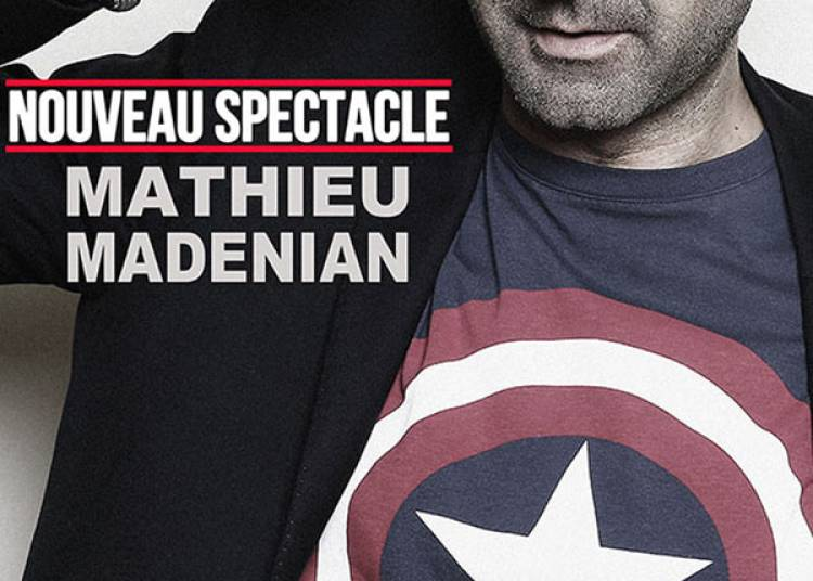 Mathieu Madenian � Paris 4�me