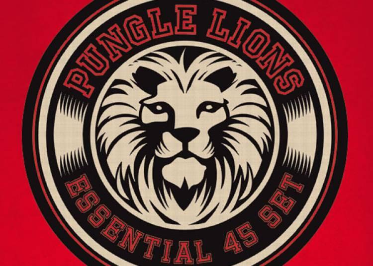 Pungle Lions � Paris 18�me