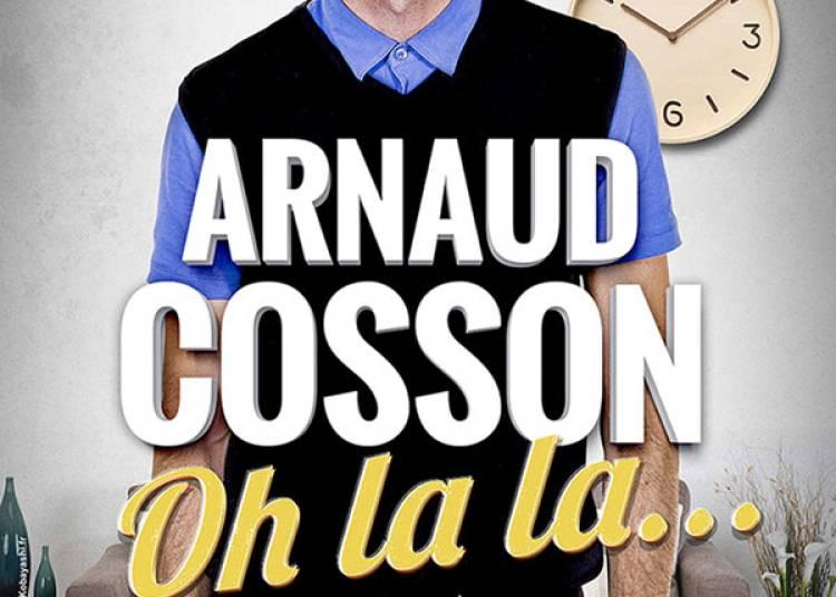 Arnaud Cosson Dans