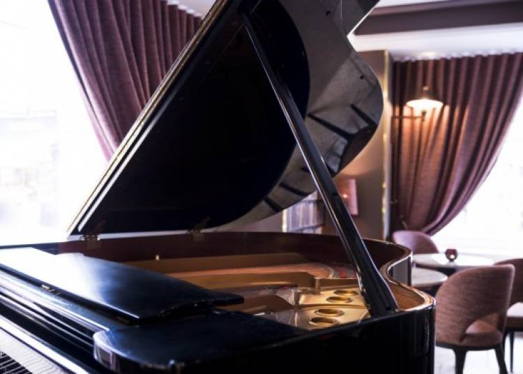 Un piano, une voix : Gerard Hagen, Leslie Lewis � Paris 6�me