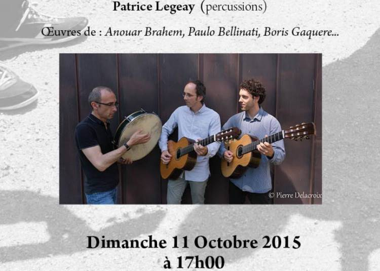 Trio IQA (Guitare et Percussions) � Rennes