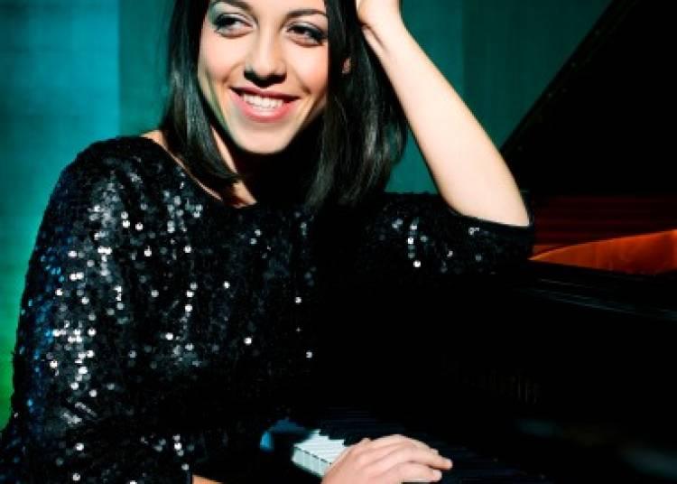 Beatrice Rana en concert avec le Quatuor Guadagnini � Paris 7�me